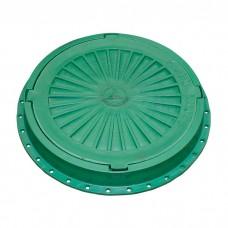 Люк 5 тонн зелёный